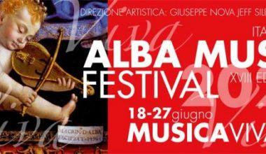 Italy&USA – Alba Music Festival 2021